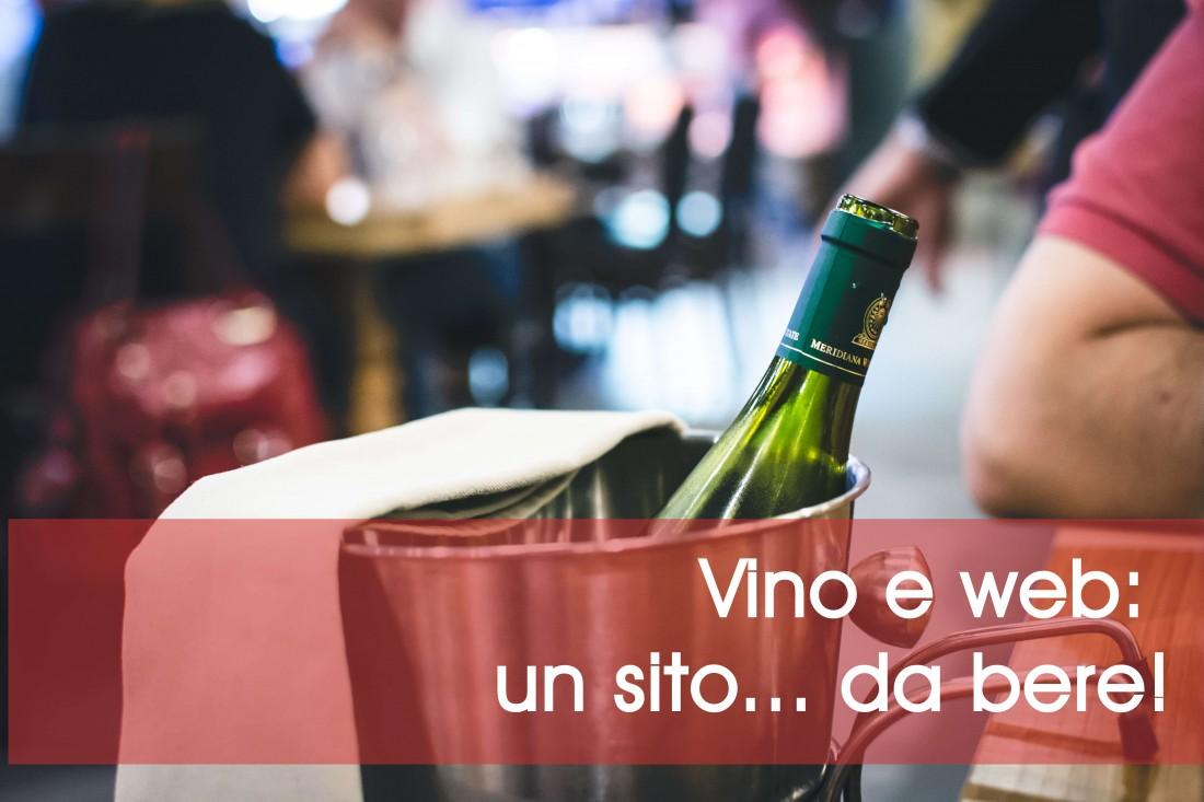 vino e siti web
