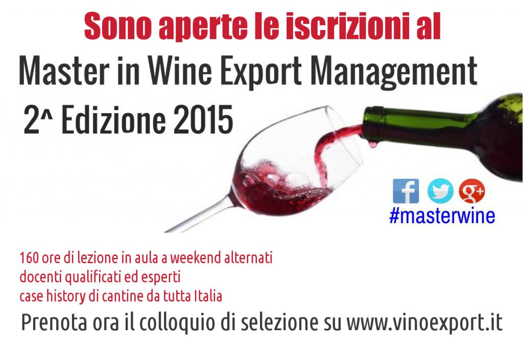 master wine export