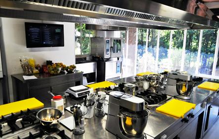 promuovere corso cucina