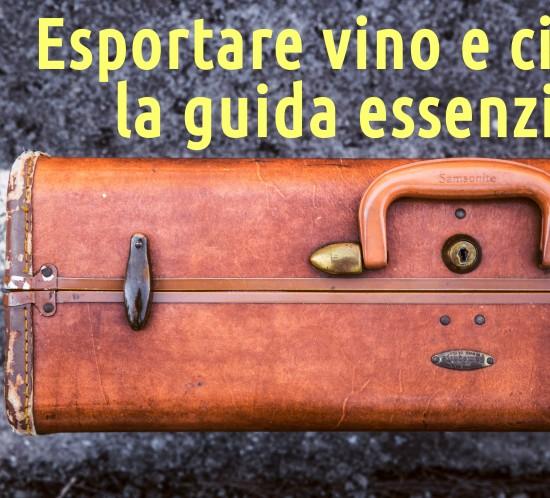 food&wine export