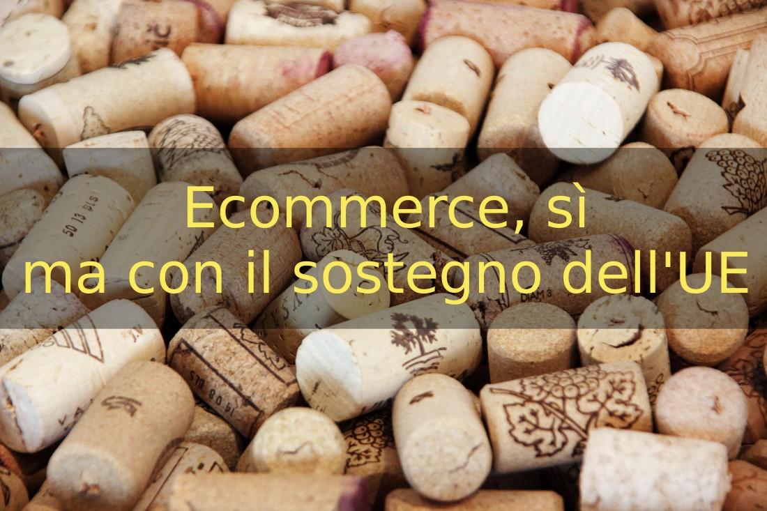 ecommerce vino fondi europei