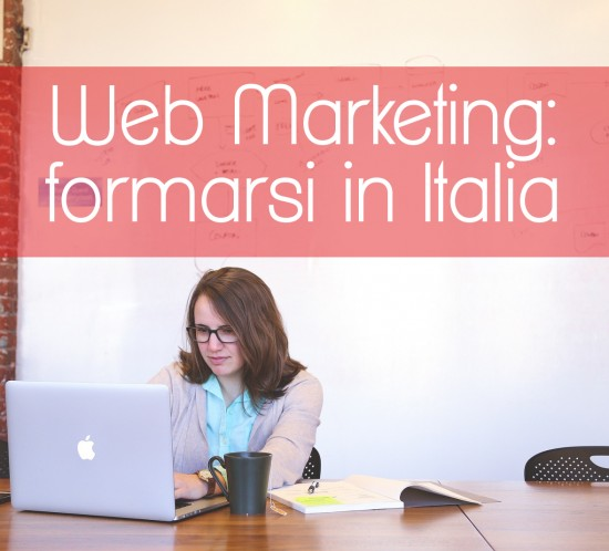 corsi web marketing italia