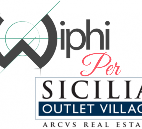 wiphi per sicilia outlet village