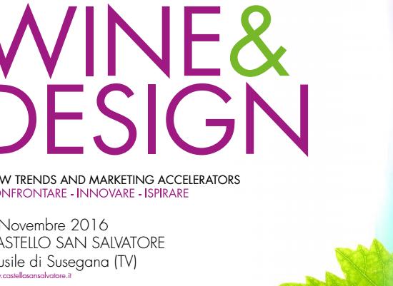 wine e design convegno Treviso