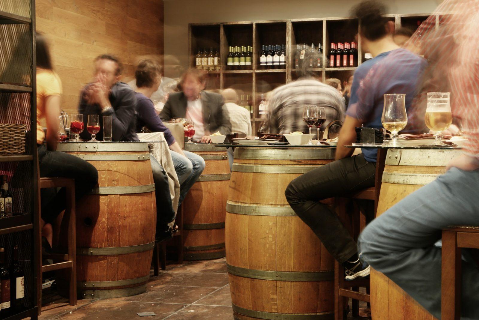 consumatori di vino come cambiano